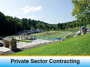 Private Sector Contracting